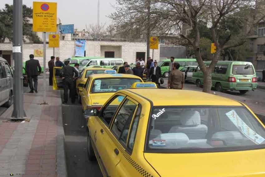 نرخ مصوب خیاطی جهان بین - افزایش خودسرانه کرایه تاکسی ها در شهرکرد به بهانه نبود پول خرد