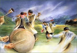 هار هار هارونک، سنت کهن مردم سرزمین ما در عید نوروز