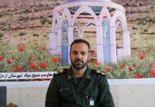 اقتدار ایران با موشکهای نقطه زن سپاه به مقر فرماندهان داعش به رخ جهان کشیده شد