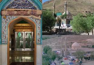 امامزاده سید بهاء الدین محمد (ع) مامن گردشگران دل خسته