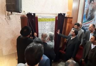 افتتاح و کلنگ زنی 106 پروژه عمرانی در شهرستان لردگان+ تصاویر
