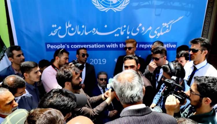 Image result for حضور-نمادین-نماینده-سازمان-ملل-متحد-بین-مردم-حاشیه-امروز-راهپیمایی-روز-قدس-شهرکرد