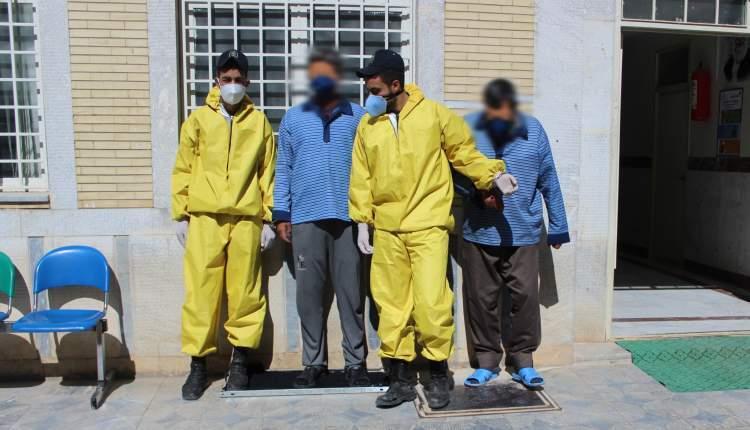 اقدامات پیشگیرانه از شیوع کرونا در زندان بروجن/ موردی از ابتلا مشاهده نشده است
