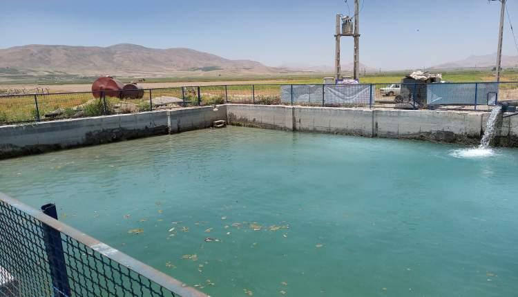 70 هکتار از اراضی کشاورزی شهرستان بروجن به سیستم آبیاری نوین مجهز شد
